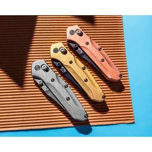 Copper Scales for Benchmade Mini Osborne 945