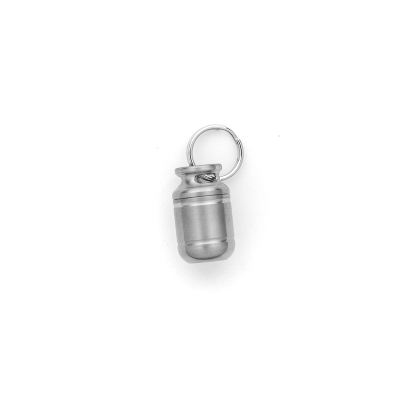 Fly-Keg-Titanium-Capsule
