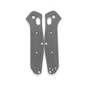 Gray G-10 Scales for Benchmade Mini Osborne 945
