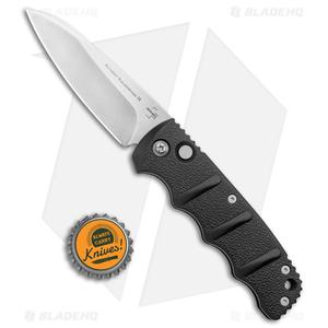 "Boker Kalashnikov Modified Sheepsfoot Automatic Knife Black (3.25"" Stonewash D2)"